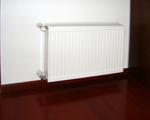 进口钢制板式散热器安装图