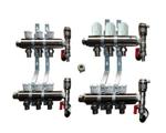 螺纹结构分水器