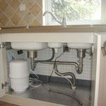 尚东国际家庭水处理施工